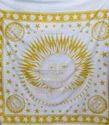 Coral Fish Print Bedspread