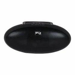 Egate Utopia U402 Rugby Design Portable Bluetooth High Bass Loud Speaker (White)
