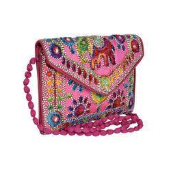Embroidery Ladies Bag