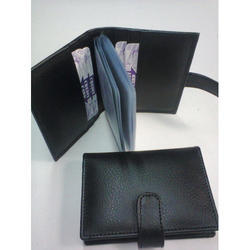 PU Leather Card Case Holder