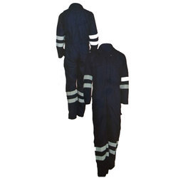 Cotton Fire Coverall For Worker