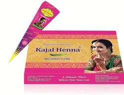 Kajal Henna Mehandi Cone Red Wrapper