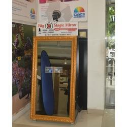 55 Inch Photo Booth Magic Selfie Mirror