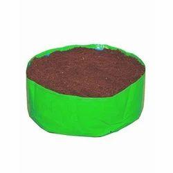 HDPE Grow Bag 15 X 09