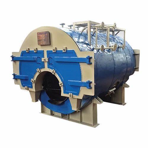 Steam Boiler - Packaged Steam Boiler Manufacturer from Ahmedabad