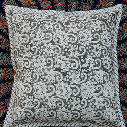 Hand Block Prints Cushion Cover