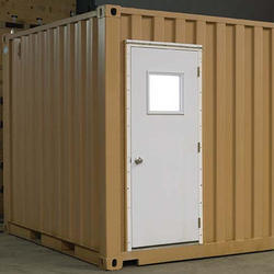 Containerized Toilet