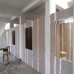 Solid Cement Fiber Wall Panel