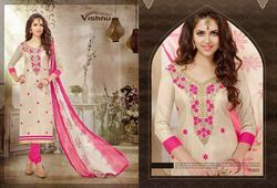 Designer Long Salwar Suit