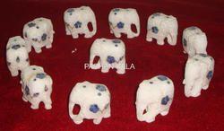 Marble Elephant Promotional Gift