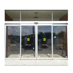 Automatic doors automatic biparting glass door manufacturer from automatic glass door planetlyrics Image collections