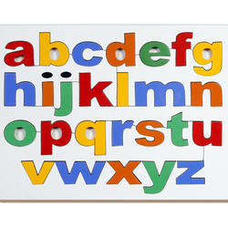 English Alphabet Small Letter