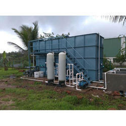 Zero Discharge Biological Effluent Treatment Plants