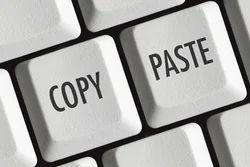 Online Copy & Paste Service