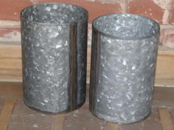 Galvanized Container