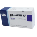 Dalacin C 600mg/4ml