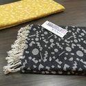 Yarn Dyed Jacquard Fouta Bath Beach Towel