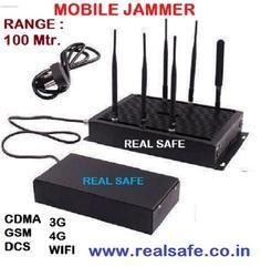 High Power Mobile Jammer