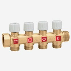 Copper Manifold Valve