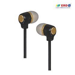 HF-20 Black/ Gold Earphone