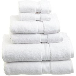 White Plain Towel