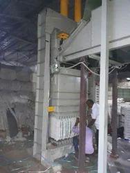 Cotton Baling Presses