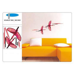 Scarlet Lbis Wall Decal