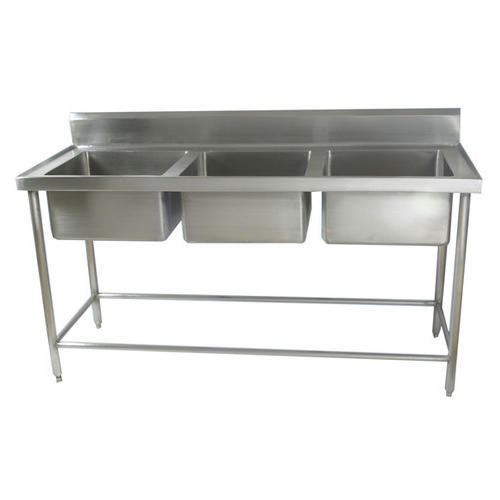 Factory Price Powder Coating Stainless Steel Kitchen: R. K. Enterprises, New Delhi