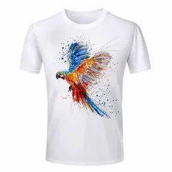 3D Effect Ladies T Shirt