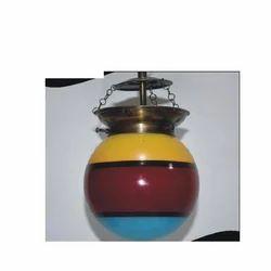 Round Hanging Lamp