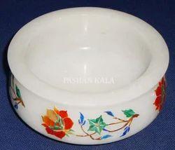 Marble Inlay Bowls