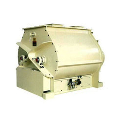 Paddle Type Mixer Machine