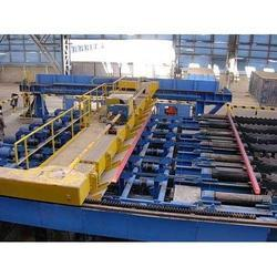 Emergency Launder For Continuous Casting Machine