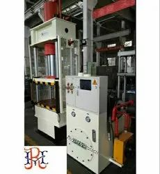 Production Line Hydraulic Deep Drawing Press