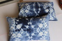Shibori Printed Pillow Cover