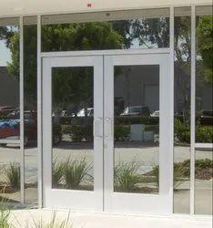 Aluminum Works-Window Decoration