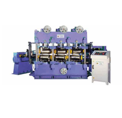 Automatic Tube Straightening Machine