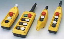 EOT Crane Hoist Push Button Pendant Stations