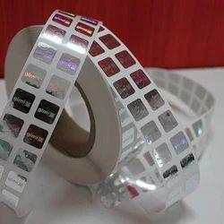 Hologram Label Roll