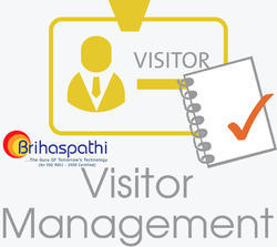 Visitor Management  Without Camera