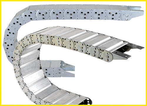 Stainless Steel Cable Drag Chains