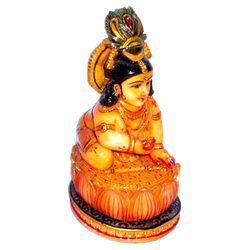 Resin Carving Bal Gopal Statue