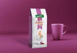 Saffron Flavour Instant Tea