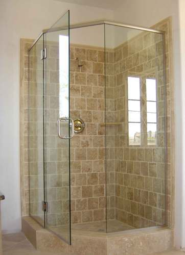Shower Cubicle - Glass Shower Cubical With Hardware Manufacturer ...