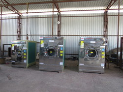 Automatic Rigid Mounted Washer Extractor, Capacity: 15 to 100 kg