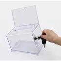 Name Card Drop Box