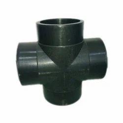 HDPE fittings Cross