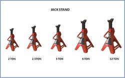 Jack Stand 2 Ton JM 701 1
