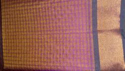 Silk Cotton Plain Sarees