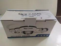 Bullet Camera Box
